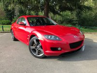 USED 2004 54 MAZDA RX-8 2.6 231PS 4d 228 BHP