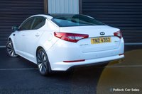 USED 2013 KIA OPTIMA 2 LUXE 1.7CRDI 134BHP, Panoramic roof, Reversing camera, Heated seats, Full service history High Spec, Immaculate and attractive car