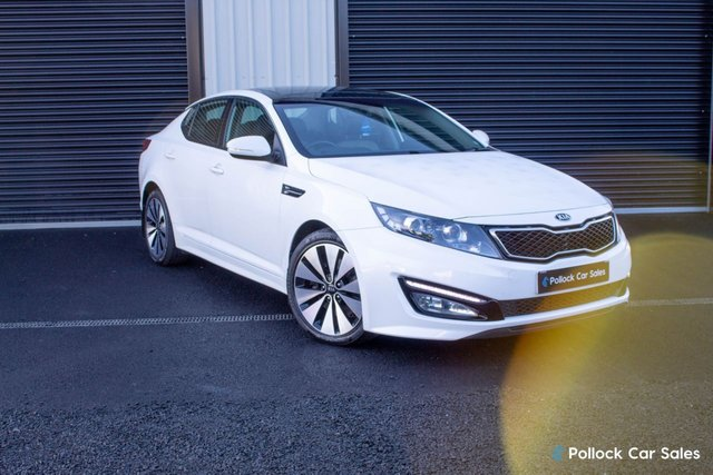 View our KIA OPTIMA