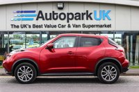 USED 2014 14 NISSAN JUKE 1.5 TEKNA DCI 5d 110 BHP LOW DEPOSIT OR NO DEPOSIT FINANCE AVAILABLE