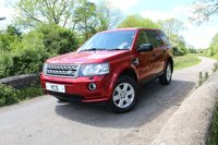 2013 LAND ROVER FREELANDER 2 2.2 SD4 GS 5d AUTO 190 BHP (FREE 2 YEAR WARRANTY) £13299.00