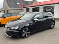 USED 2016 16 VOLKSWAGEN GOLF 2.0 R 5d 298 BHP FINANCE AVAILABLE+RARE MANUAL+FULL DEALER SERVICE HISTORY+1 OWNER