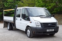 USED 2011 61 FORD TRANSIT 2.4 350 E/F DRW 4d 100 BHP