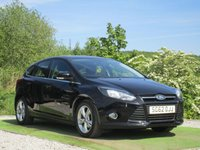 USED 2012 62 FORD FOCUS 1.0 ZETEC 5d 99 BHP