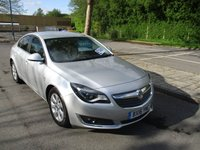 USED 2016 16 VAUXHALL INSIGNIA 1.6 SRI CDTI ECOFLEX S/S 5d 134 BHP WAS £11,495 NOW ONLY £10,995 !!