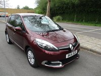 USED 2016 16 RENAULT SCENIC 1.5 DYNAMIQUE NAV DCI 5d 110 BHP WAS £10,495 NOW ONLY £9,995 !!