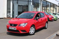 USED 2016 65 SEAT IBIZA 1.0 S 5dr (a/c)