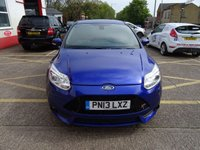 USED 2013 13 FORD FOCUS 2.0 ST-3 5d 247 BHP