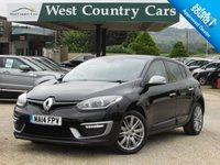 USED 2014 14 RENAULT MEGANE 1.6 GT LINE TOMTOM ENERGY DCI S/S 5d 130 BHP Stylish Hatchback With Low Running Costs