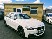 2014 BMW 3 SERIES 2.0 318D M SPORT 4d 141 BHP £14995.00