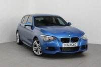 USED 2013 63 BMW 1 SERIES 2.0 116D M SPORT 5d 114 BHP Call us for Finance