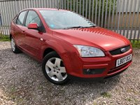 2007 FORD FOCUS 1.6 STYLE 5d 100 BHP £3299.00