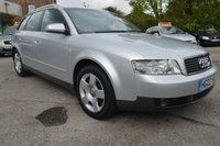 2002 AUDI A4 1.9 AVANT TDI SE 5d 129 BHP £1500.00