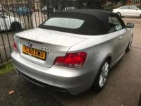 USED 2010 60 BMW 1 SERIES 2.0 120d M Sport 2dr FSH LEATHER ELEC ROOF ETC