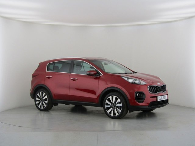 View our 2016 16 KIA SPORTAGE 1.7 CRDI 3 ISG 5d 114 BHP