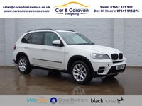 USED 2011 61 BMW X5 3.0 XDRIVE30D SE 5d AUTO 241 BHP Full Service History Huge Spec Buy Now, Pay Later Finance!