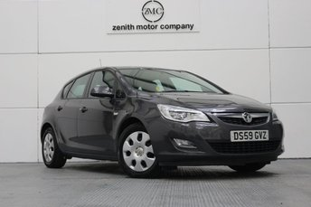2010 VAUXHALL ASTRA 1.4 EXCLUSIV 5d 98 BHP £3194.00