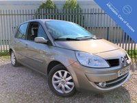 USED 2009 58 RENAULT SCENIC 1.6 DYNAMIQUE VVT 5d 111 BHP Low Mileage Family MPV
