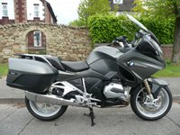 2014 BMW R SERIES 1170cc R 1200 RT  £9995.00