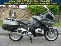 USED 2014 64 BMW R SERIES 1170cc R 1200 RT
