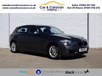 USED 2012 12 BMW 1 SERIES 1.6 116I SE 5d 135 BHP One Owner All Dealer History Buy Now, Pay Later Finance!