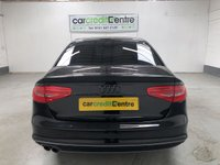 USED 2013 13 AUDI A4 2.0 TDI BLACK EDITION 4d 174 BHP