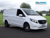 2019 MERCEDES-BENZ VITO 1.6 111 CDI 1d 114 BHP Long £16990.00