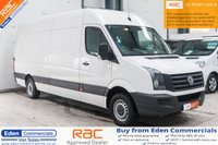 USED 2015 65 VOLKSWAGEN CRAFTER 2.0 CR35 TDI 135 BHP