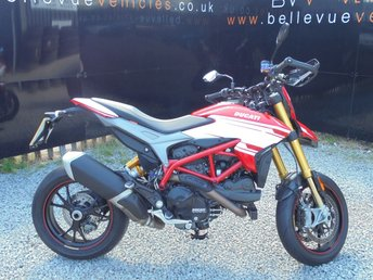View our DUCATI HYPERMOTARD