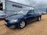 USED 2016 16 SKODA SUPERB 1.6 S TDI 5d 118 BHP