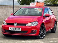 USED 2014 64 VOLKSWAGEN GOLF 1.6 MATCH TDI BLUEMOTION TECHNOLOGY 5d **DUE IN SOON**  // Front and Rear Parking Sensors // Cruise Control // DAB Radio //