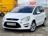 USED 2014 14 FORD S-MAX 1.6 TITANIUM TDCI S/S 5d // Rear Parking Sensors // Cruise Control // DAB Radio //
