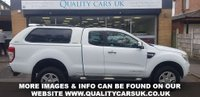 USED 2015 15 FORD RANGER 2.2 LIMITED 4X4 DCB TDCI 1d 148 BHP NO VAT