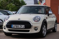 2015 MINI HATCH COOPER 1.5 COOPER 3d AUTO 134 BHP £9450.00