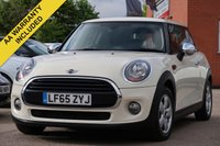 USED 2015 65 MINI HATCH COOPER 1.5 COOPER 3d AUTO 134 BHP NATIONWIDE DELIVERY AVAILABLE