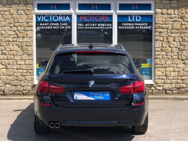 BMW 5 SERIES at Victoria Motors Ltd