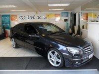 USED 2009 59 MERCEDES-BENZ CLC CLASS 2.1 CLC200 CDI SPORT 3d AUTO 122 BHP