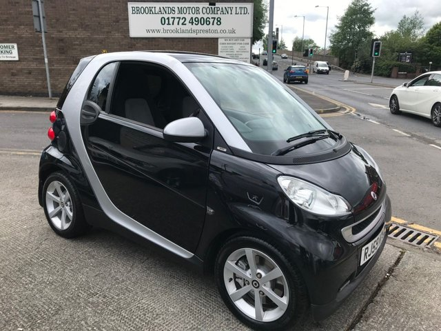 2019 Smart Fortwo 1 71 Pulse Mhd Coupe Auto Clutch