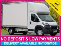 USED 2016 65 PEUGEOT BOXER 3.0 HDI 435 LUTON LWB 4M LOAD BED L4 + TAIL LIFT 180 BHP 4M LOAD LENGTH LUTON TAIL LIFT 3 SEATS ROLLER SHUTTER