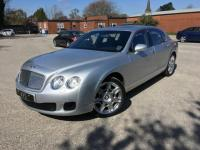 USED 2009 09 BENTLEY CONTINENTAL FLYING SPUR  6.0 5dr 1 OWNER FSH