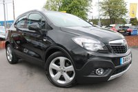 USED 2015 15 VAUXHALL MOKKA 1.6 TECH LINE S/S 5d 114 BHP EXCELLENT SERVICE HISTORY - LOW MILES - GREAT SPEC INCLUDING SAT NAV AND BLUETOOTH