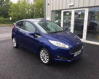 USED 2016 65 FORD FIESTA 1.0 TITANIUM X ECOBOOST AUTOMATIC (100PS) THIS VEHICLE IS AT SITE 1 - TO VIEW CALL US ON 01903 892224