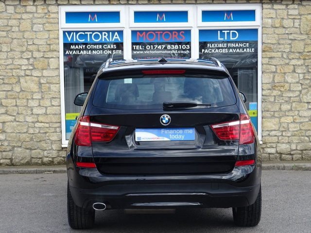 BMW X3 at Victoria Motors Ltd