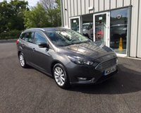 USED 2016 65 FORD FOCUS 1.5 TDCI TITANIUM 120 BHP THIS VEHICLE IS AT SITE 2 - TO VIEW CALL US ON 01903 323333