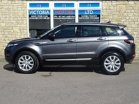 USED 2015 15 LAND ROVER RANGE ROVER EVOQUE 2.2 SD4 PURE TECH NAV Turbo Diesel AUTO 4X4 5 Dr