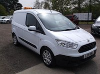 USED 2015 15 FORD TRANSIT COURIER 1.5 BASE TDCI 1d 74 BHP Excellent van, Drives superbly and Ready for work