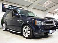 USED 2009 59 LAND ROVER RANGE ROVER SPORT 3.0 TDV6 HSE 5d 245 BHP