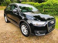 2012 AUDI Q3 2.0 TDI SE 5d 138 BHP £SOLD