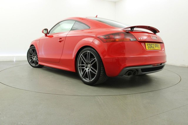 AUDI TT at Georgesons