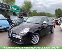 USED 2015 15 ALFA ROMEO GIULIETTA 2.0 JTDM-2 BUSINESS EDITION 5d 150 BHP